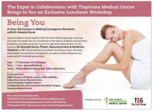 Being You - Close-up Session with Dr Ananda